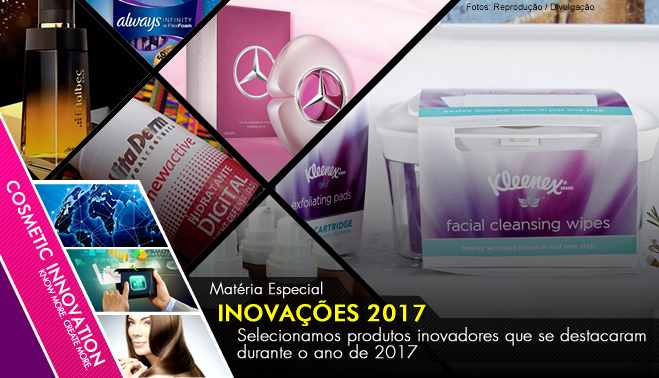Inovações Cosmetic innovation