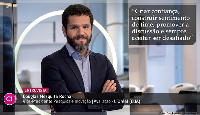 Douglas Rocha - L'Oréal